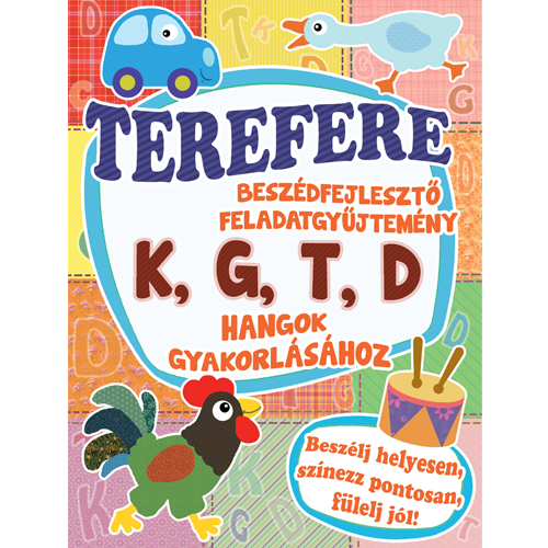 Terefere – K, G, T, D