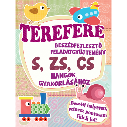 Terefere – S, Zs, Cs